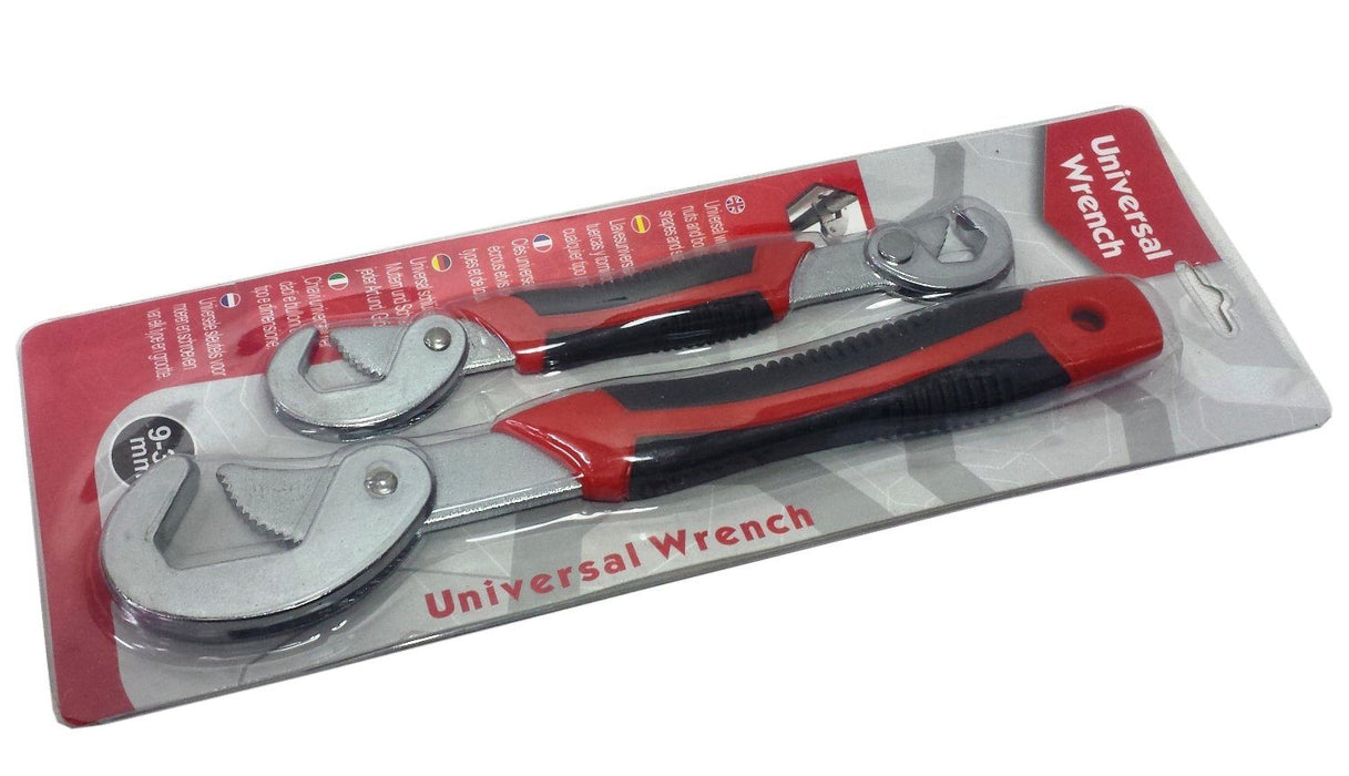 Snap n Grip Wrenches - Set of 2 - Hiffey