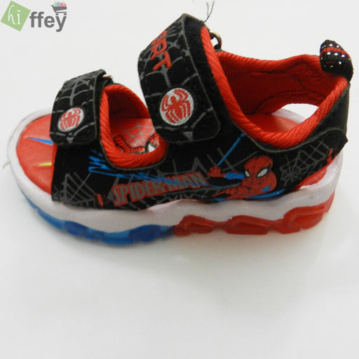 Spiderman Sport Sandal For Kids-Red - Hiffey