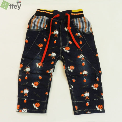 Boyillong Jeans For Kid Blue Color - Hiffey