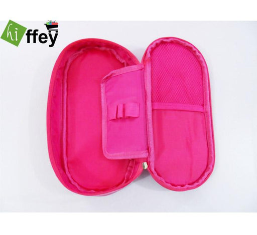 Pink Barbie Pencil Box for kids - Hiffey