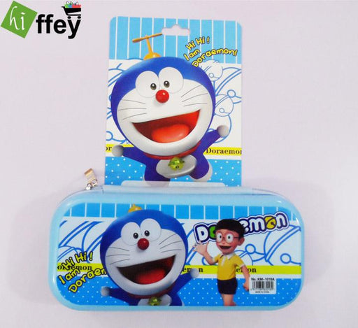 Doraemon Pencil Box for kids - Hiffey