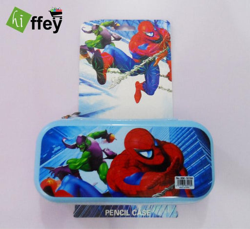 Spiderman & Green Goblin Pencil Box for kids - Hiffey