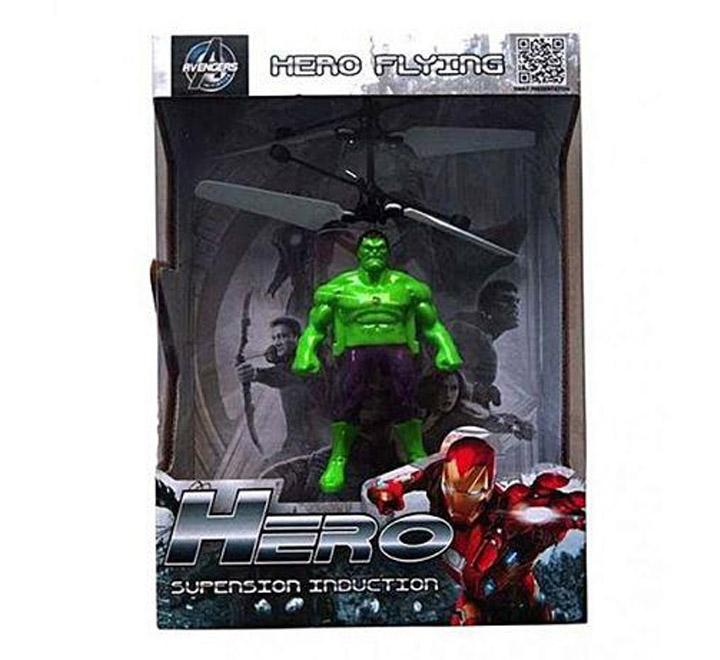 Wild Hulk Sensor - Hero Flying Toy - Hiffey