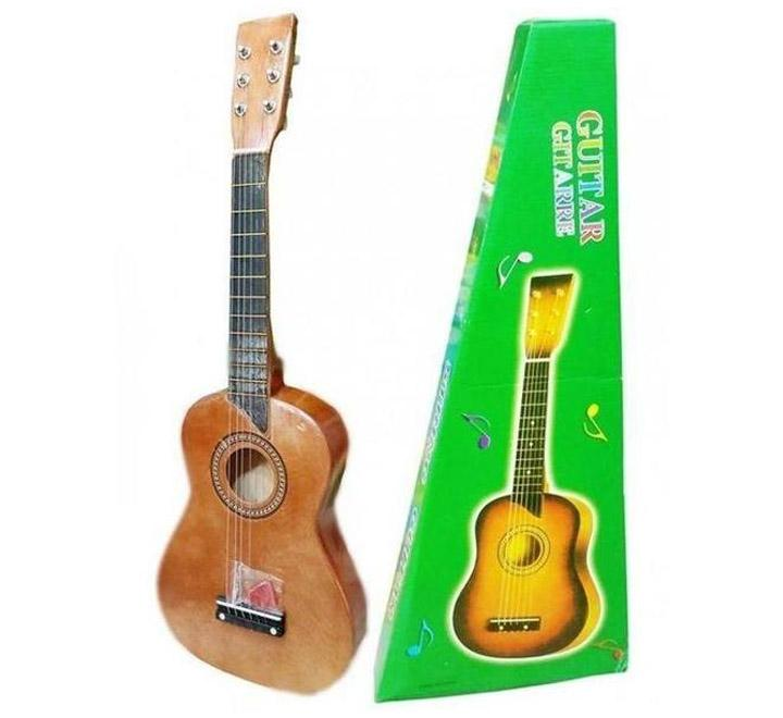Wooden Guitar for Kids