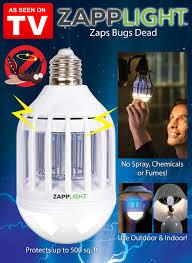 ZAPP Light Bulb - Kills Flying Insects
