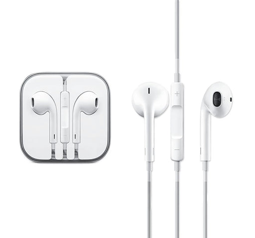 High Quality Stereo Earphone - White - Hiffey