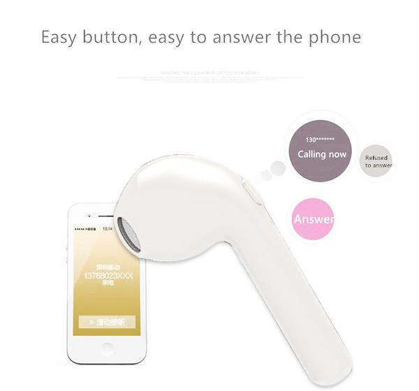 Wireless Music Bluetooth Earphone - Hiffey