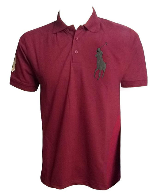 Ralph Lauren Polo Shirt - Maroon