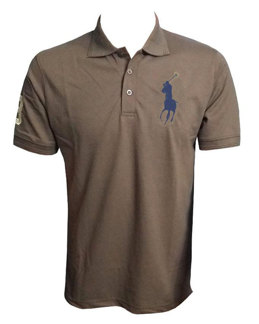 Ralph Lauren Polo Shirt - Brown