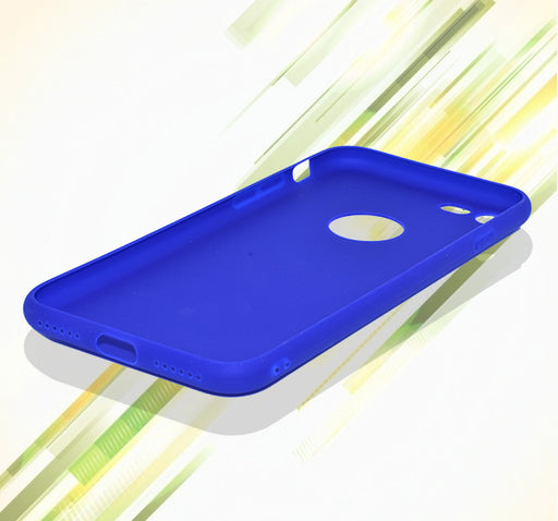 Apple Iphone 6 Simple Back Cover - Blue - Hiffey
