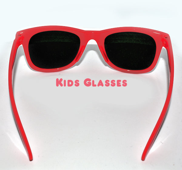 Animated Bugs Printed Sunglasses For Kids - Hiffey