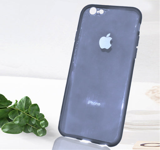 Apple Iphone 6 Plus Simple Back Cover - Blue - Hiffey