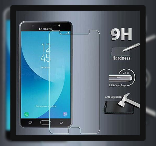 Screen Glass Protector For Samsung Galaxy J7 Max - Hiffey