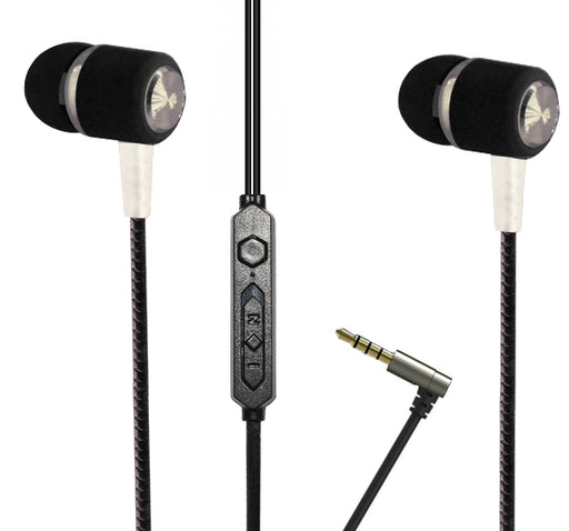 Bloves Universal Microphone Headphone M-3 - Black - Hiffey