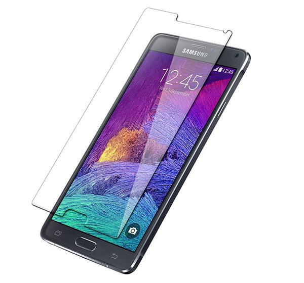 Screen Glass Protector for Samsung Galaxy Note 4 - Hiffey