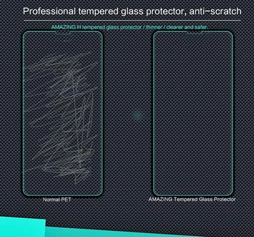 Screen Glass Protector for Oppo A3s - Hiffey