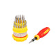 31 in 1 Magnetic Screwdriver Set Repair Tool Kit - Hiffey