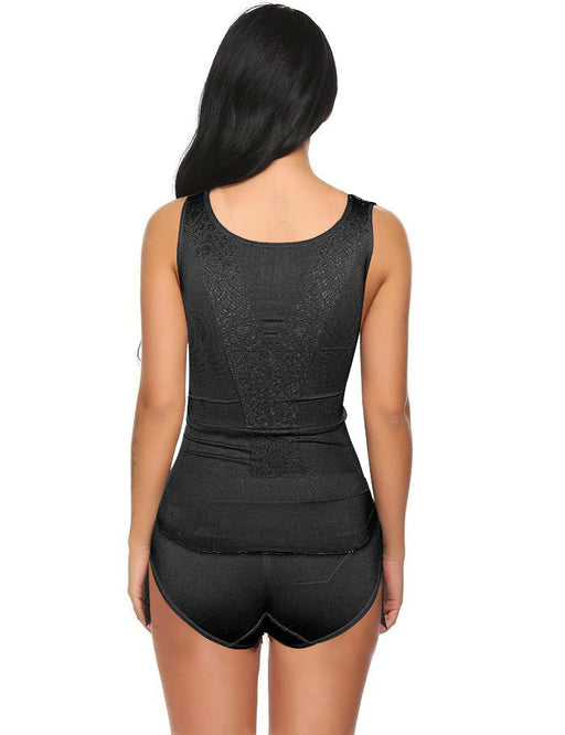 Perfect Fit Style Body Shaper For Women - Black - Hiffey