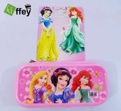 Disney Princess Pencil Box for kids - Hiffey