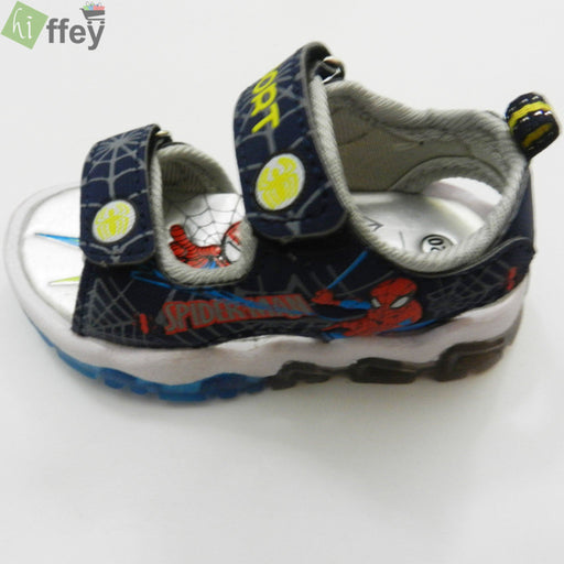 Spiderman Sport Sandal For Kids-Blue - Hiffey