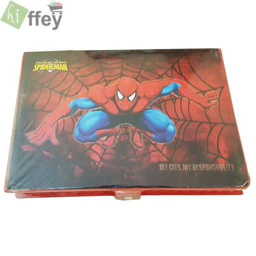 Spider man Colour Kits - For (67 Pcs) - Hiffey