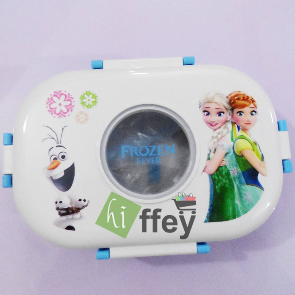 Frozen Stainless Steel Lunch Box For Kids - Hiffey