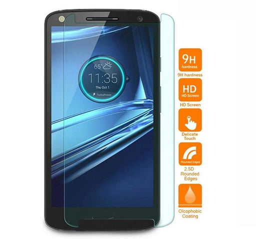 Screen Glass Protector for Motorola Turbo 2 - Hiffey