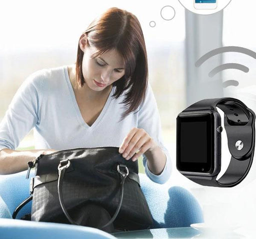 A1 Smart Watch with Sim Card and Memory Card Support
