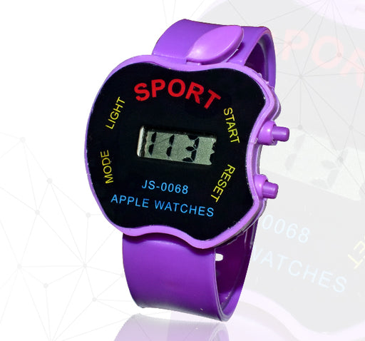 Kids LED Apple Watch - Purple - Hiffey