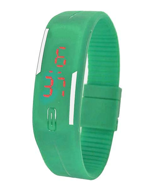LED Sports Watch for Boys & Girls - Sea Green - Hiffey
