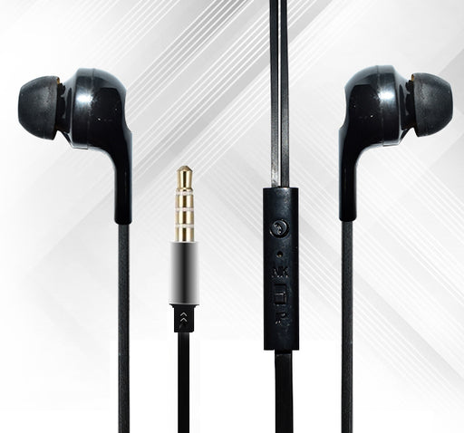 XZS Sound King Super Bass Earphone - Black - X-13 - Hiffey