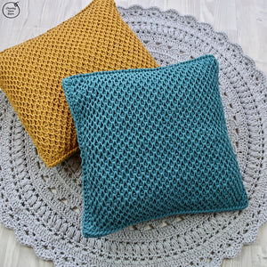 Crocheted Cushion Covers