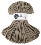 Bobbiny 5mm COFFEE Braided Cord 100m LAST ITEMS!