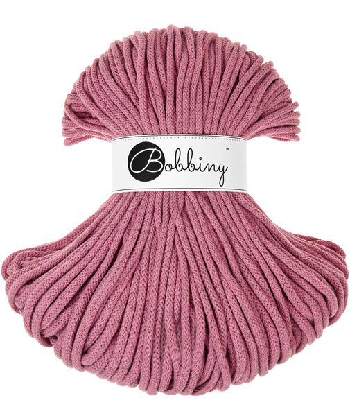 Bobbiny 5mm BLOSSOM Braided Cord 100m