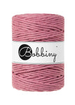 Bobbiny 5mm BLOSSOM Single Twist Macrame Cord 100m