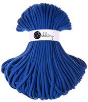 Bobbiny Jumbo 9mm CLASSIC BLUE Braided Cord 20m