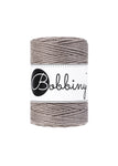 Bobbiny 1.5mm COFFEE Single Twist Macrame Cord 100m LAST ITEMS!