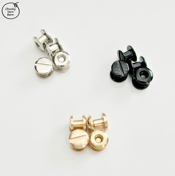 Leather Screws (4)
