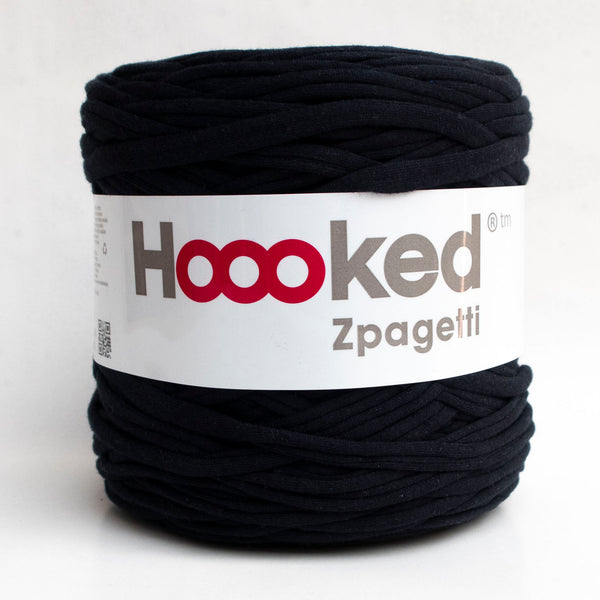 Hoooked T-Shirt Yarn DARK NAVY