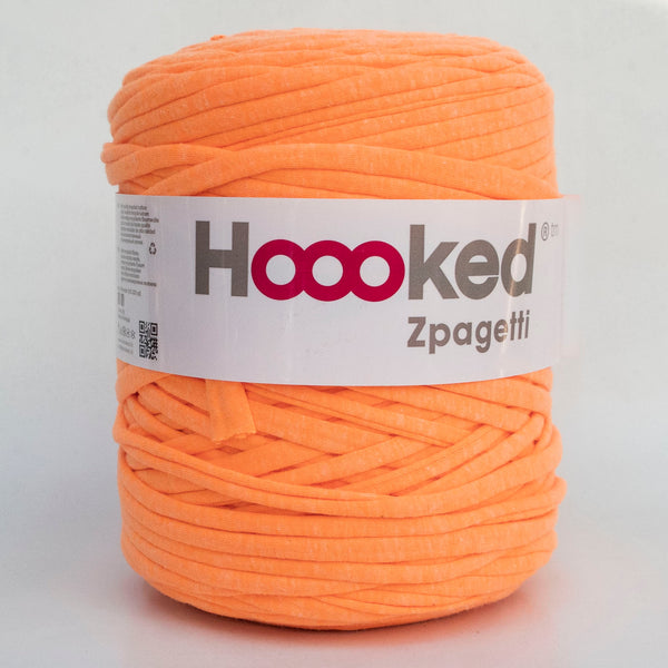 Hoooked T-Shirt Yarn TANGERINE