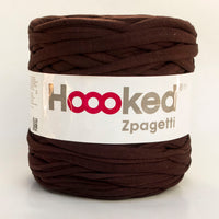 Hoooked Zpagetti T-Shirt Yarn DARK CHOCOLATE