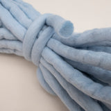 Chubby Felted Merino Wool BLUE BELLE 10m