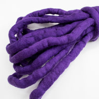 Chubby Felted Merino Wool ULTRAVIOLET 10m