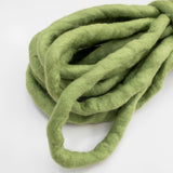 Chubby Felted Merino Wool GREEN TEA 10m