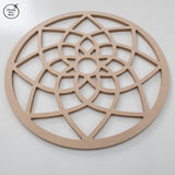 Circular DREAM CATCHER Frame 30cm