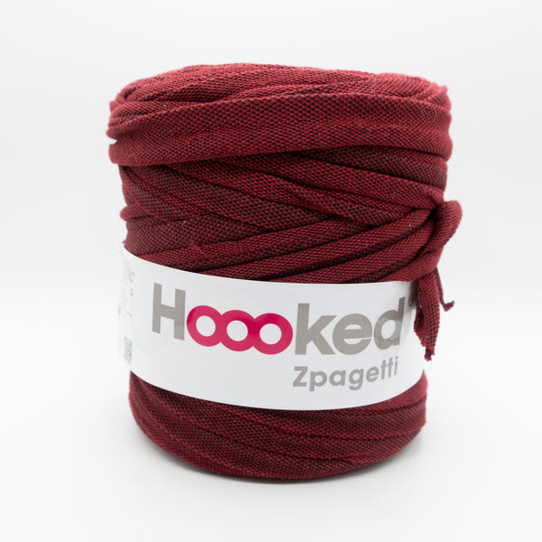 Hoooked Zpagetti T-Shirt Yarn BRICK