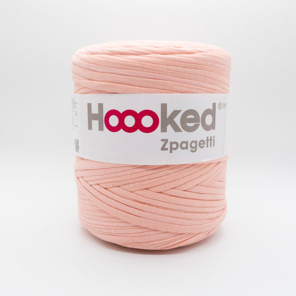 Hoooked Zpagetti T-Shirt Yarn PEACH