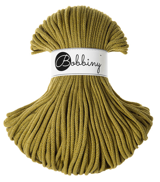 Bobbiny 5mm KIWI Braided Cord 100m