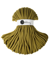 Bobbiny Jumbo 9mm KIWI Braided Cord 100m