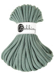 Bobbiny Jumbo 9mm LAUREL Braided Cord 20m
